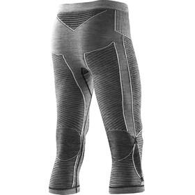 X-Bionic Apani Merino By Fastflow UW Medium Pants Men Black/Grey/Ivory